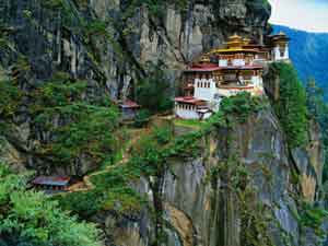 Туры в Бутан