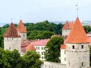 Экскурсионные туры в Эстонию