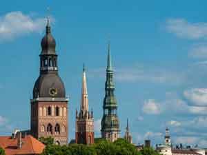Экскурсионные туры в Латвию