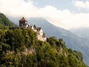 Экскурсионные туры в Лихтенштейн