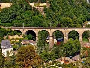 Экскурсионные туры в Люксембург