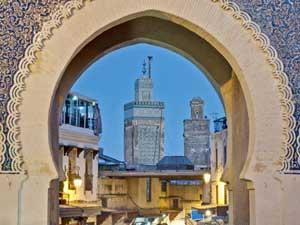 Экскурсионные туры в Марокко