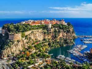 Экскурсионные туры в Монако