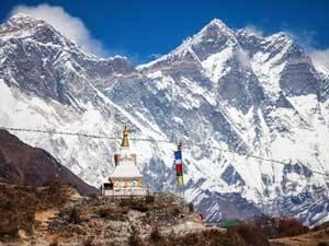 Экскурсионные туры в Непал