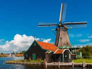 туры из Германии в Нидерланды