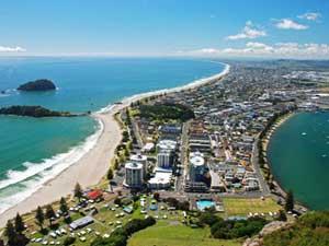 Экскурсии в Новую Зеландию