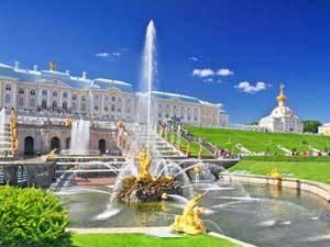 Экскурсионные туры в Россию