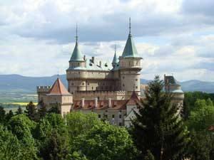 Экскурсионные туры в Словакию