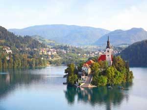туры из Германии в Словению