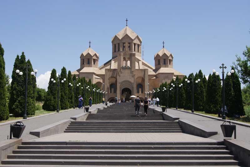 Церковь Св. Григория просветителя