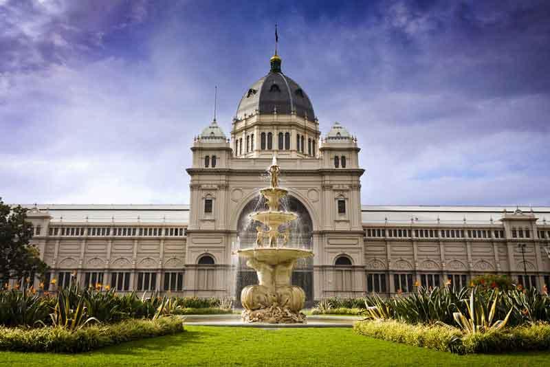 Здание Королевской выставки