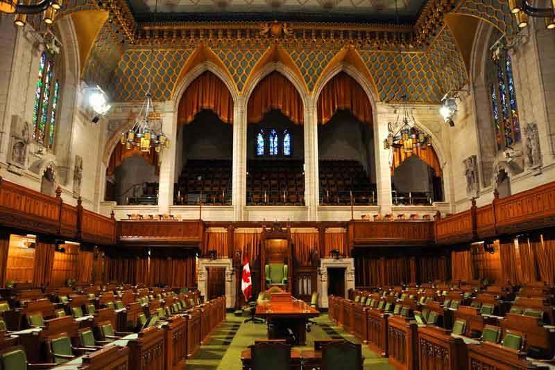 Палата общин парламента
