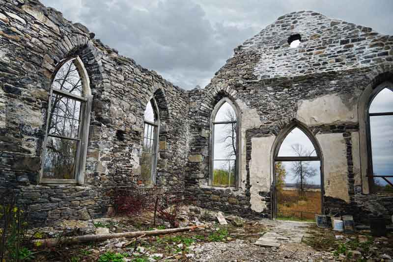 Англиканская старая церковь