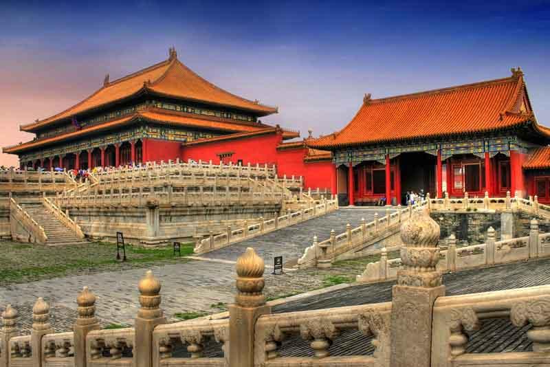 Храмы Запретного города