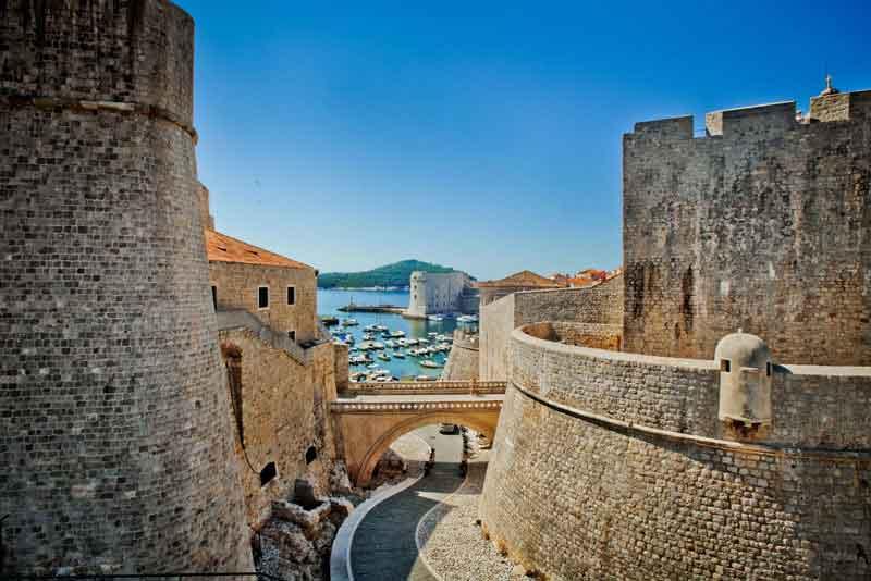 Сарый город. вид из крепости