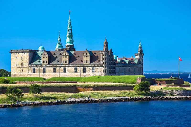 Замок Кронбург - Замок Гамлета