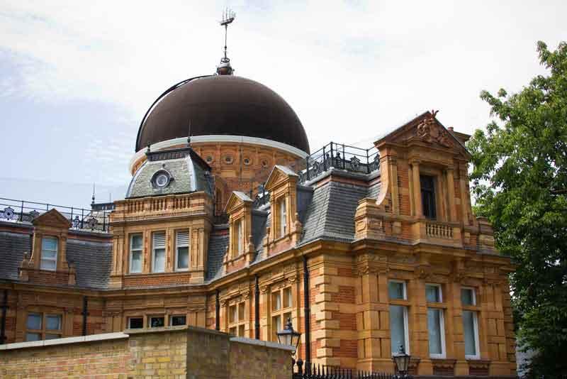 Королевская обсерватория в Гринвич Парке