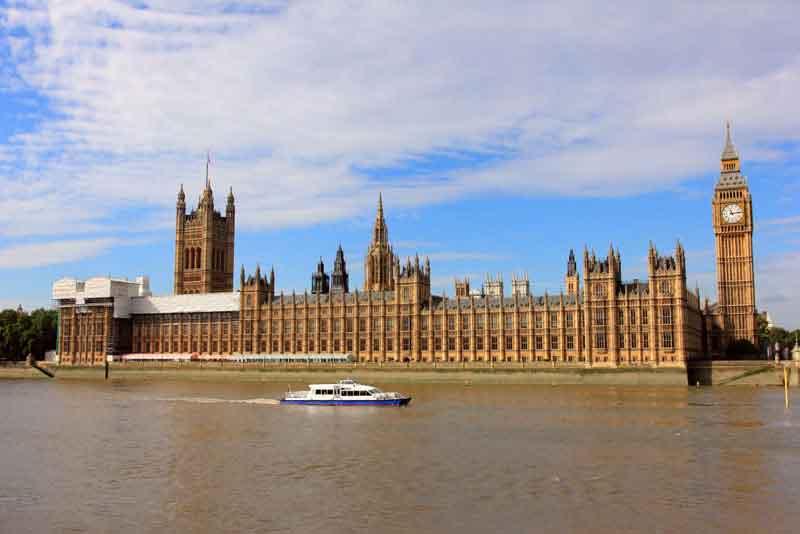 Биг Бен, Парламент