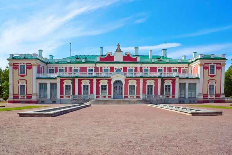 Дворец Кадриорг