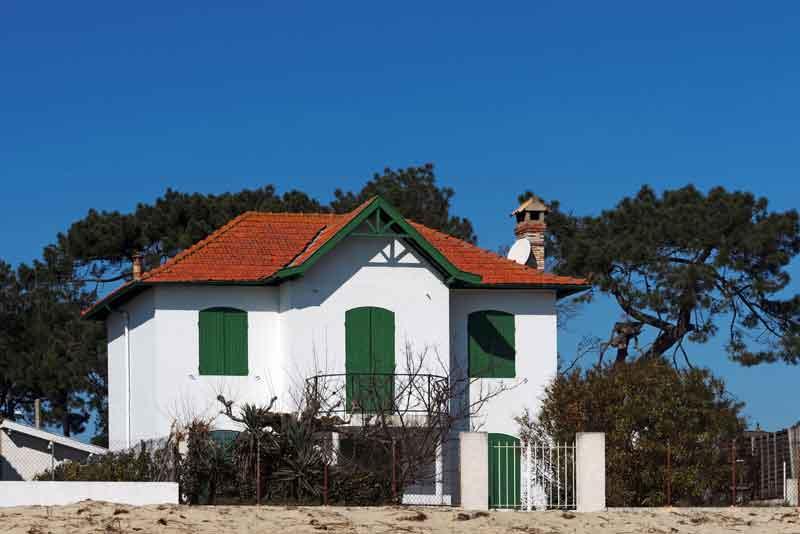 Дом на побережье