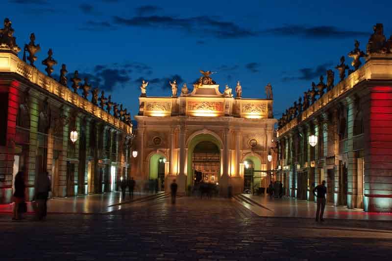 Станислас площадь, Всемирное наследие ЮНЕСКО
