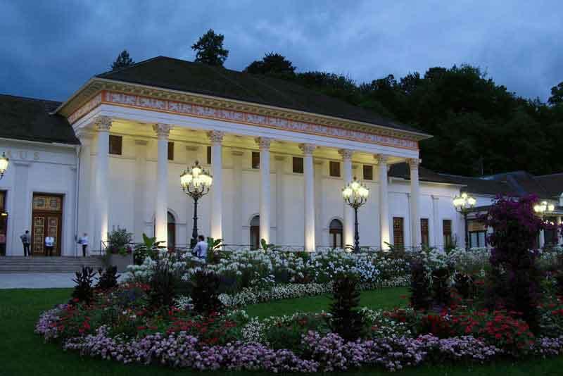 Курортное здание
