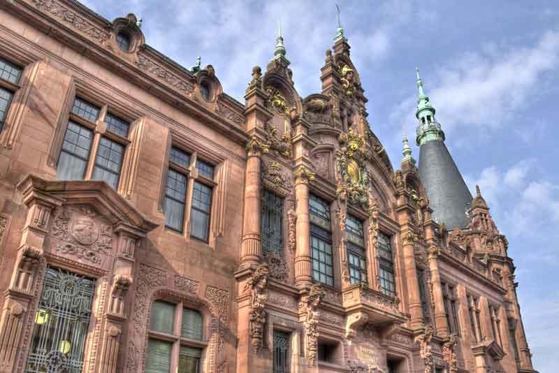 Университетская библиотека
