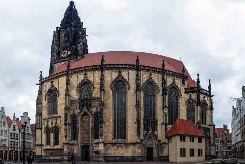 Церковь Санкт-Ламберти