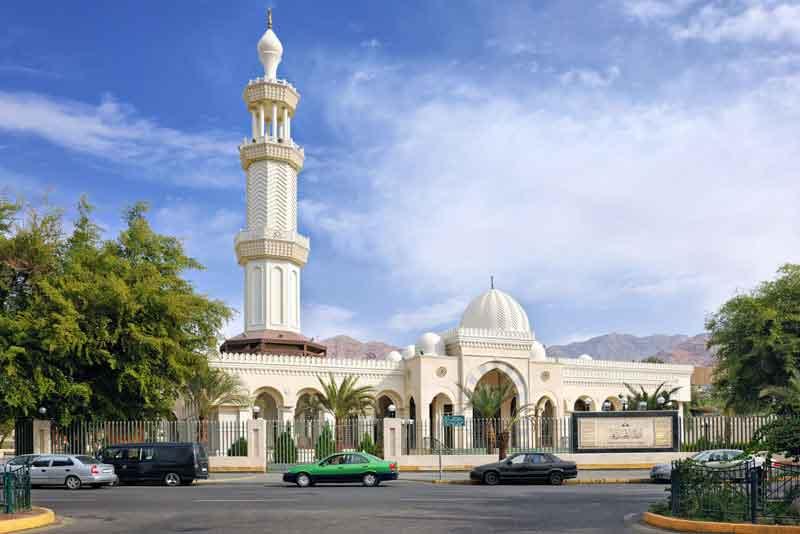 Мечеть Аль-Шариф аль-Хусейн бен Али