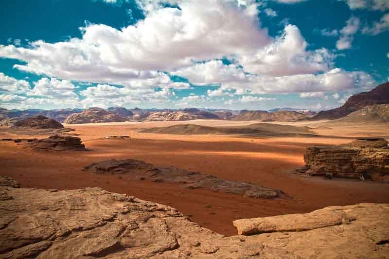Пустыня Вади-Рам