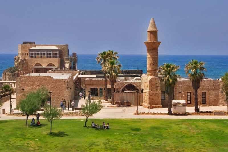 Национальный парк на побережье Средиземного моря