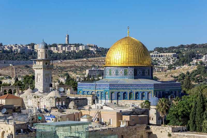 Мечеть Аль-Акса (Купол Скалы)