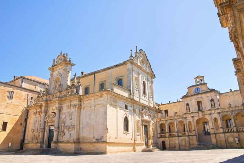Кафедральный собор. Апулия