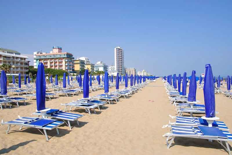 Пляж, Венецианская лагуна, Адриатическое море