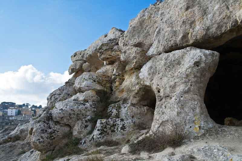 Пещера Палеолита