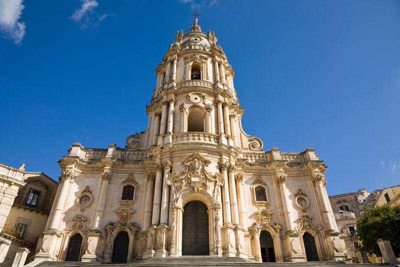 Собор Св. Георгия в стиле барокко