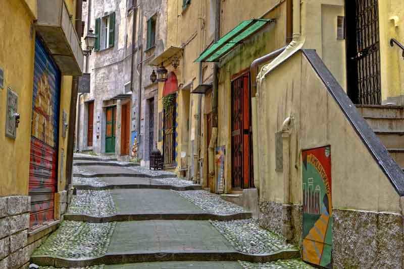 Средневековый Старый город