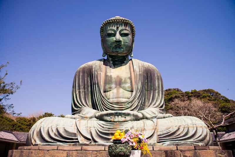 Известная скульптура Великого Будды