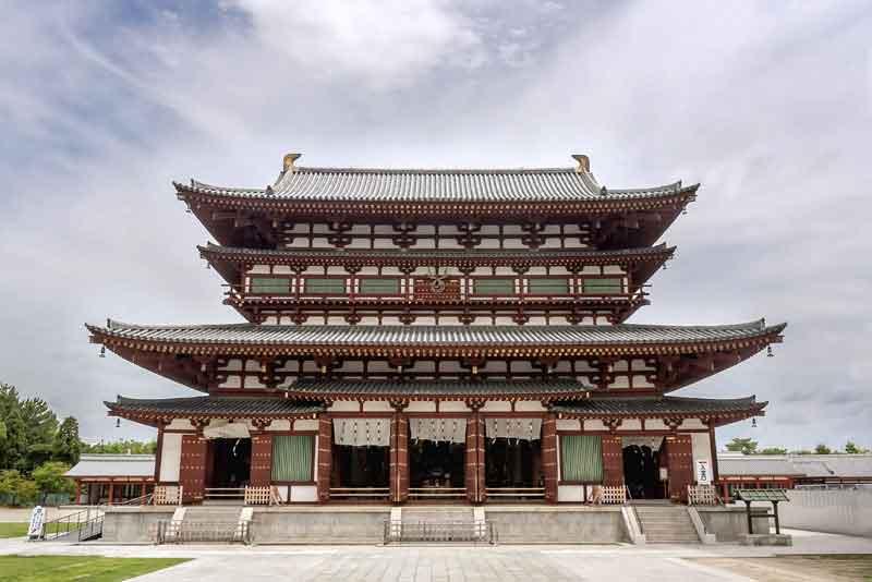 Храм Якушидзи
