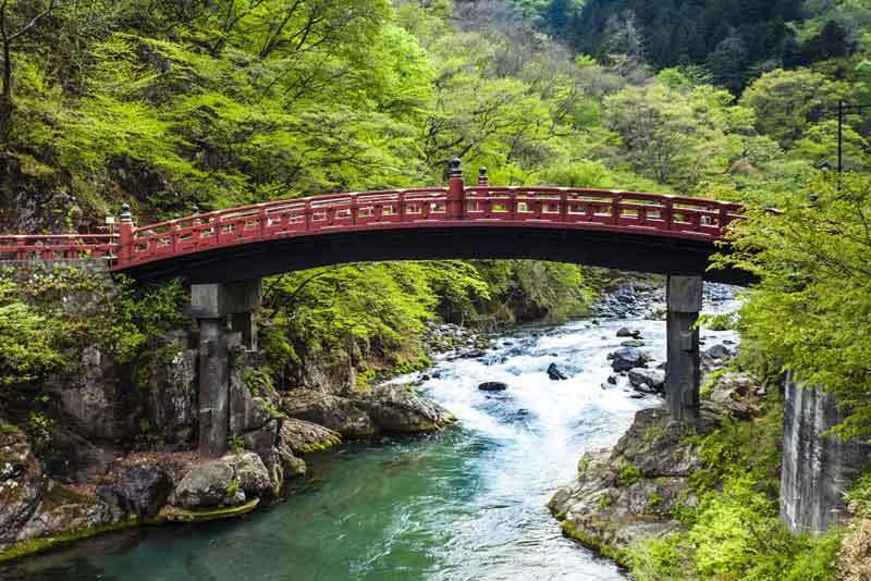 Священный мост Синкё (ЮНЕСКО)