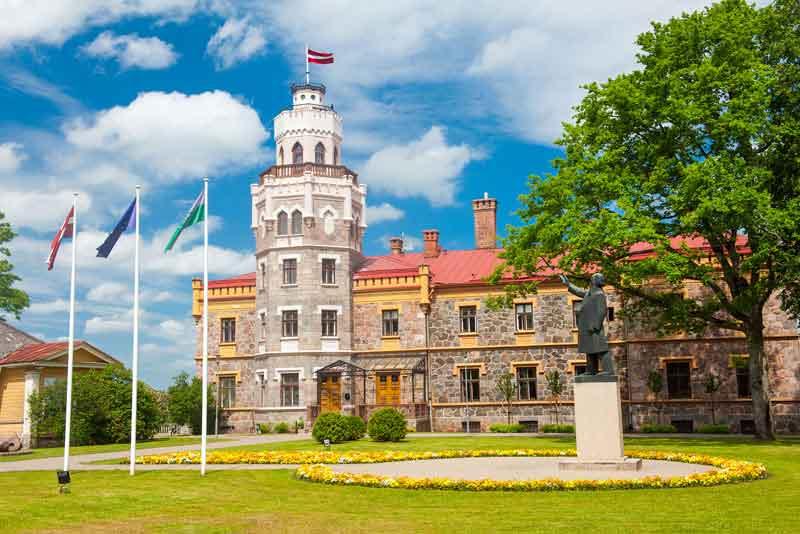Неоготическом Новый замок (1878 год)