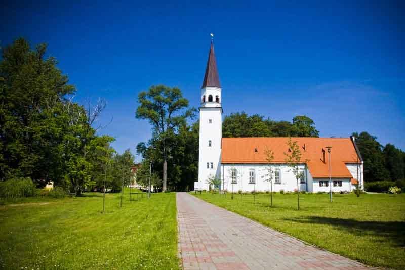 Старая лютеранская церковь