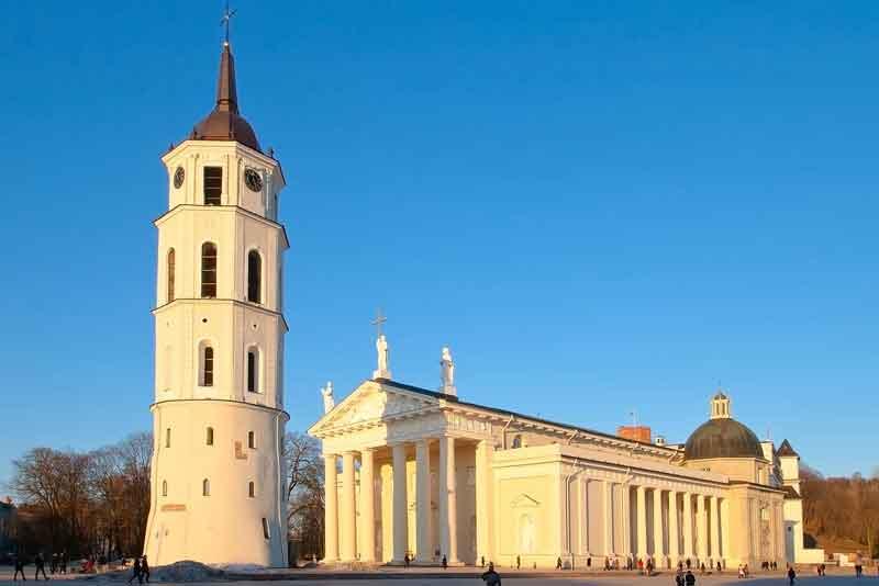 Собор Святого Станислава и колокольня