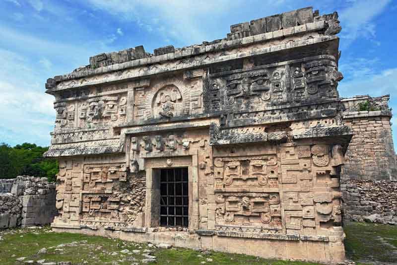 Ритуальное здание