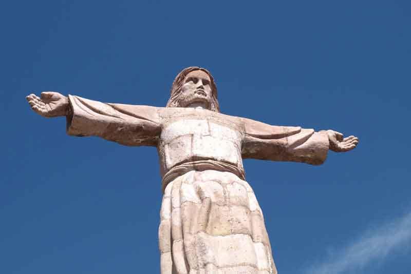 Монумент Христа