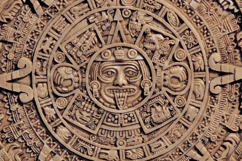 Символичный рельеф Южной Америки