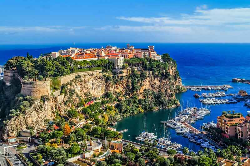 Монако и Монте Карло
