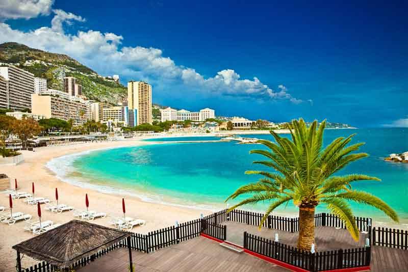 Прекрасные пляжи