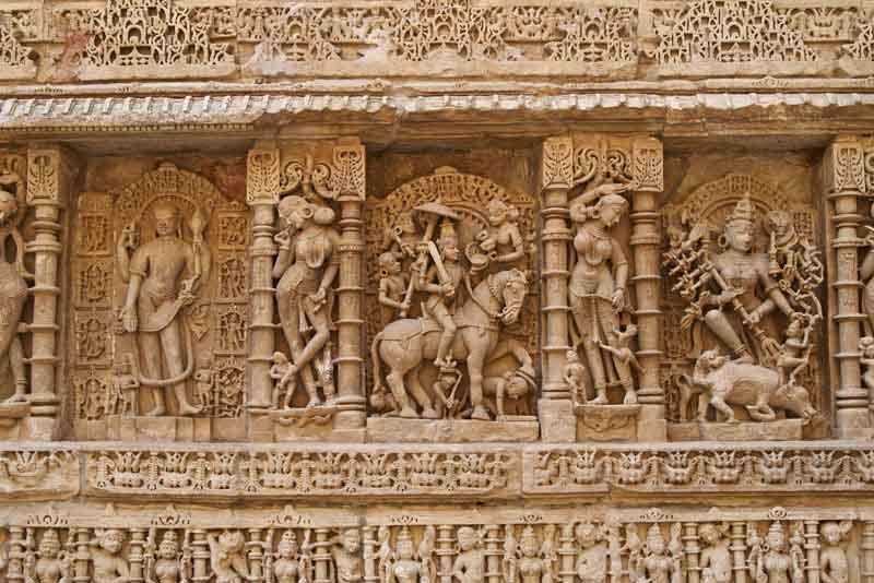 Каменные резные стены, ЮНЕСКО