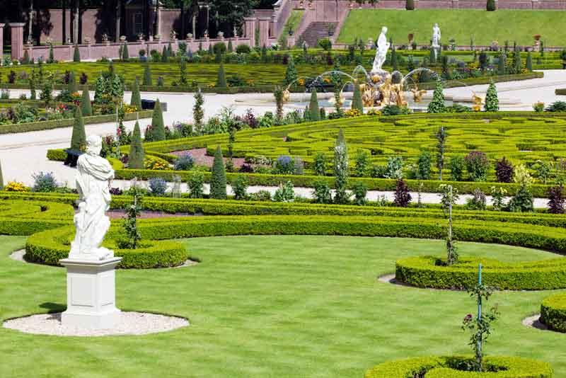 Сад двореца 'Хет Лоо'